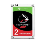 SEAGATE HDD IRONWOLF (NAS) 2TB