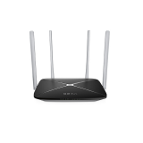 MERCUSYS ROUTER WIRELESS AC1200 DUAL BAND (SUPPORT 100MBPS)