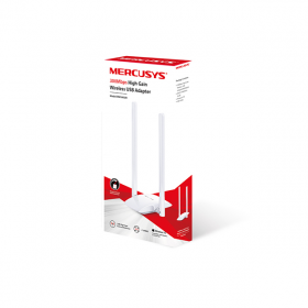 MERCUSYS USB ADAPTER WIRELESS 300MBPS HIGH GAIN