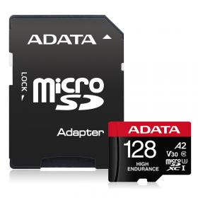 ADATA MICRO SD PREMIER PRO V30S CL10 - 128GB