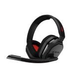 LOGITECH G - A10 HEADSET PC GEN 1 GREY/RED