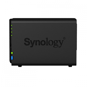 BUNDLE - SYNOLOGY DS218 & 2 UNITS SEAGATE HDD IRONWOLF (NAS) 3TB