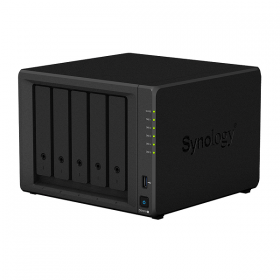 BUNDLE - SYNOLOGY DS1019+ & 2 UNITS SEAGATE HDD IRONWOLF (NAS) 3TB