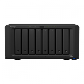 BUNDLE - SYNOLOGY DS1819+ & 2 UNITS SEAGATE HDD IRONWOLF (NAS) 4TB