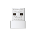 MERCUSYS USB ADAPTER WIRELESS N 150MBPS, NANO SIZE