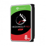 SEAGATE HDD IRONWOLF PRO (ENT NAS)  8TB