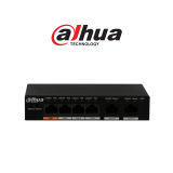 DAHUA SWITCH (PFS3006-4ET-60) 4P UNMANAGED HI-POE