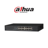 DAHUA SWITCH (PFS3016-16GT) 16P UNMANAGED 10/100/1000