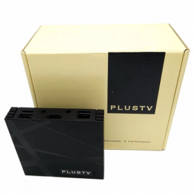 PLUSTV TV BOX (BOX ONLY WITHOUT CONTENT)