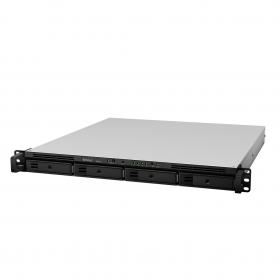 SYNOLOGY RS820+ (1U) /QC 2.1 GHZ/ 2 GB DDR4 / 4 BAY / 4 LAN Port / 2 USB 3/ 1 eSATA
