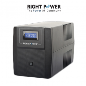 RIGHT POWER POWERTANK F800P - USB (800VA) UPS