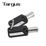 TARGUS CABLE LOCK DEFCON KEY LOCK (NOBLE MINI SLOT) (LOOSE)