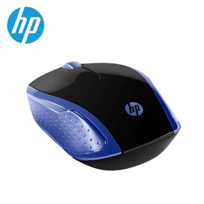HP MOUSE W/L 200 (BLUE)