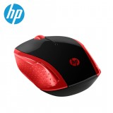 HP MOUSE W/L 200 (RED)