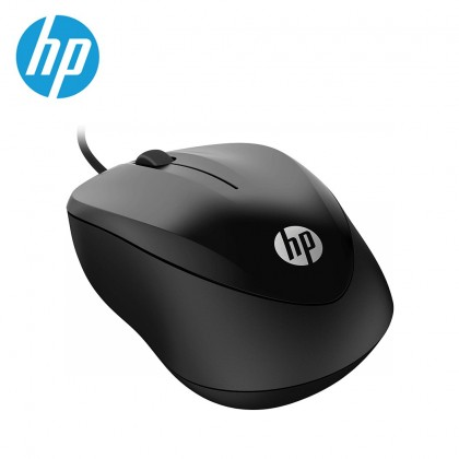 HP MOUSE WIRED 1000