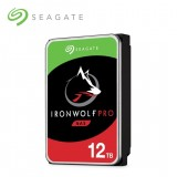 SEAGATE HDD IRONWOLF PRO (ENT NAS)  12TB