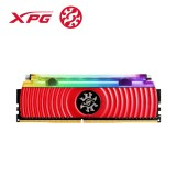 ADATA RAM D80 DDR4 3200 16GB (XPG) RGB LIQUID COOL (RED)