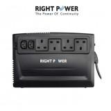 RIGHT POWER POWERCUBE 800G2 (800VA) UPS