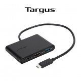 TARGUS ADAPTER USB-C 3-IN-1 MULTIPORT VIDEO
