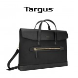 "TARGUS BRIEFCASE NEWPORT SLIM 14"" (BLACK) **"