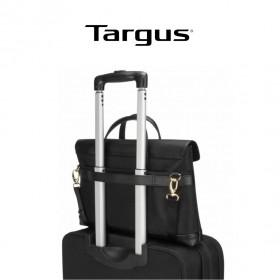 TARGUS BRIEFCASE NEWPORT SLIM 14 Inch (BLACK)