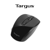 TARGUS MOUSE WL OPTICAL W605 (BLACK) 4-KEY