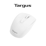 TARGUS MOUSE WL OPTICAL W605 (WHITE) 4-KEY