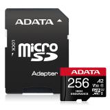ADATA MICRO SD PREMIER PRO V30S CL10 - 256GB