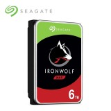 SEAGATE HDD IRONWOLF (NAS) 6TB