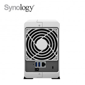 SYNOLOGY DS220J/ QC 1.4 GHz/ 512 DR4/ 2 BAY / 1 LAN Port /2 USB 3