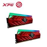 ADATA RAM D41 DDR4 3600 16GB (XPG) (8GB*2) RED