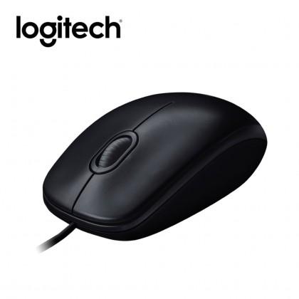 LOGITECH M100R -BLACK-AP