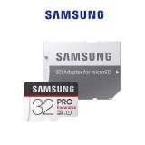 SAMSUNG MICRO SD W/ADPT 32GB PRO ENDURANCE