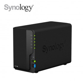 SYNOLOGY DS220+/ DC 2.0 GHz/ 2G DR4/2 BAY/ 2 LAN Port / 2 USB 3