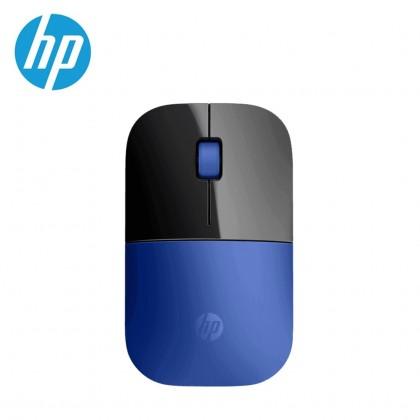 HP MOUSE W/L Z3700 (BLUE)