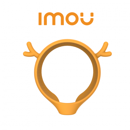 IMOU SILICON COVER CUE 2 (ORANGE-DEER)