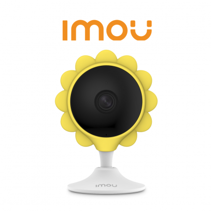 IMOU SILICON COVER CUE 2 (YELLOW-SUNFLOWER)