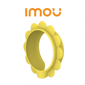 DAHUA IMOU COVER (YELLOW-SUNFLOWER) FOR CUE 2