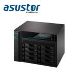 ASUSTOR AS6508T / QC 2.1 GHZ/ 8GB DDR4 /  8 BAY / 2 x 2.5G LAN Port/ 2 X 10G LAN PORT/ 2 USB 3