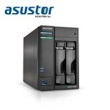 ASUSTOR AS6602T / QC 2.0 GHZ/ 4GB DDR4 /  2 BAY / 2 X 2.5G LAN PORT/ 3 USB 3