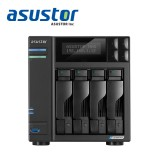 ASUSTOR AS6604T / QC 2.0 GHZ/ 4GB DDR4 /  4 BAY / 2x M.2 NVMe/ 2 x 2.5 G LAN Port/ 3 USB 3/ 1 HDMI