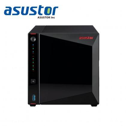 ASUSTOR AS5304T / QC 2.0 GHZ/ 4GB DDR4 /  4 BAY / 2 x 2.5G LAN Port/ 3 USB 3