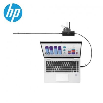 HP USB-C TRAVEL HUB G2(HDMI*1,VGA*1,USB*2,USBC*1)