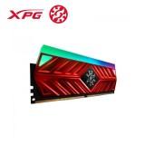 ADATA RAM D41 DDR4 3000 16GB (XPG) RGB (RED)