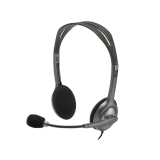 LOGITECH H111 HEADSET STEREO STYLE PIN
