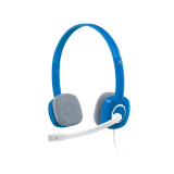 LOGITECH H150 HEADSET SKY BLUE-AP