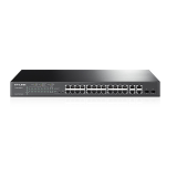 TPLINK POE SWITCH 24-PORTS+4-PORTS POE+SMART SWITCH (TL-SL2428P)