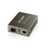 TPLINK MEDIA CONVERTER 10/100Mbps RJ45 to 100Mbps SINGLE-MODE SC FIBER CONVERTER