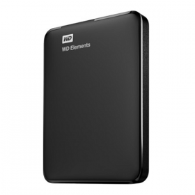 WD EXT HDD ELEMENTS 2.5 Inch USB3.0 1TB