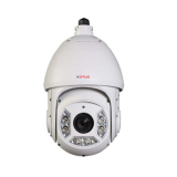 CP PLUS HDCVI IR SPEED DOME (WHITE)